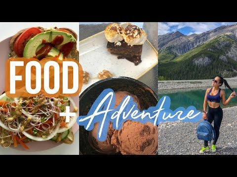 A Vlog Mostly About *FOOD + ADVENTURE