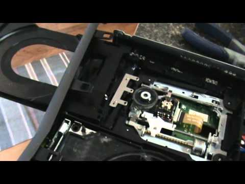 Xbox 360 Disk Drive repair how I fixed it