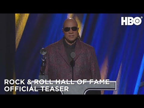 2016 Rock & Roll Hall of Fame Induction Ceremony: Tease (HBO)
