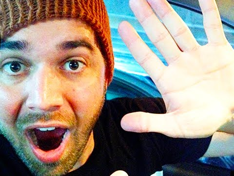 WORLDS BIGGEST HIGH FIVE! (3.27.12 - Day 1062)