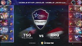 RRQ VS TSG #MATCH2 | MOBILE STAR LEAGUE