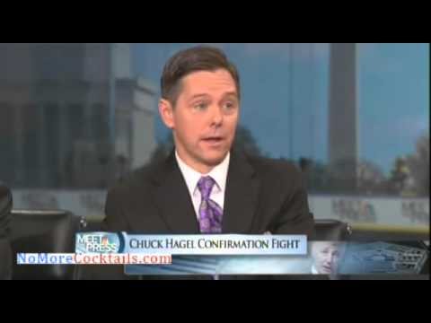 Ralph Reed on Meet the Press: Chuck Hagel is the wrong man for the wrong job at the wrong time