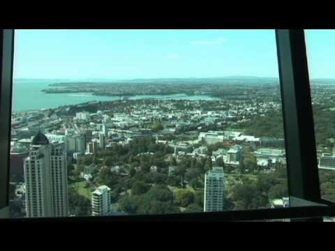 Золотой глобус 112. Новая Зеландия. Остров Северный.
