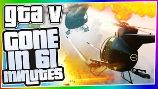 GTA 5 Online Challenge - Helicopter Showdown (Gone In 61 Minutes #3)