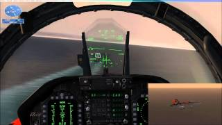 FSX - Acceleration Carrier landing Mission