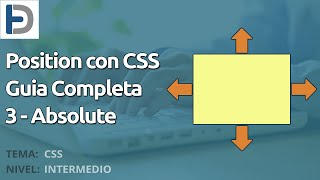 Position en CSS - Guia completa (3, absolute)
