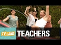 'Ladies, It's Time to Get Wet!' ft. Ryan Hansen Official Clip | Teachers on TV Land (Season 2)