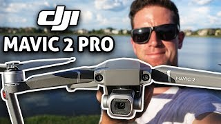 DJI Mavic 2 PRO | In-Depth Review (4K)