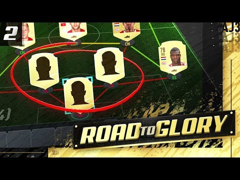 WHAT IS THE BEST FIFA 20 STARTER SQUAD!!! Fifa 20 Road To Glory | Episode 2