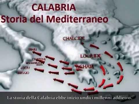 Calabria e storia