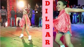 DILBAR DANCE | SATYAMEVA JAYETE | LITTLE GIRL DANCE VIDEO (2019)