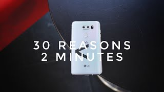 30 Reasons To Love The V30 in Under 2 Minutes