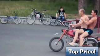 Funny and crazy car crashes accidents