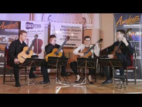 Жорж Бизе - Carmen Suite 2 Habanera Quartet