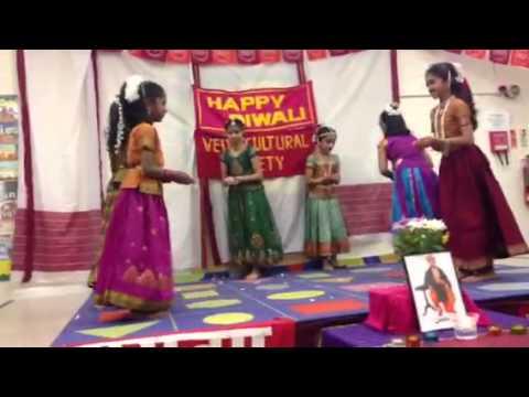 Satvi's first dance program thumbnail