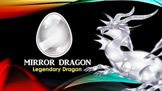 How To Breed Mirror Dragon In Dragon City | How To Get Mirror Dragon By Breeding