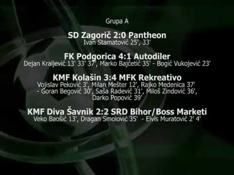 MINI FUDBAL NA TV777, 1. KOLO 2014/2015