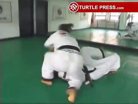 Hapkido Self-defense Demonstration Image 1