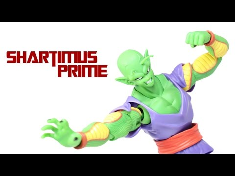 SH Figuarts Piccolo Dragon Ball Z Bandai Tamashii Nations Action Figure Review