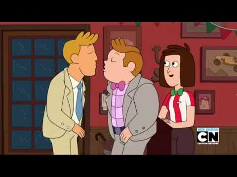 Gay Couple In 'clarence' video