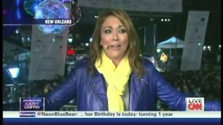 New Year's Eve Live 2013 Anderson Cooper Kathy Griffin Times Square New York (10/13)