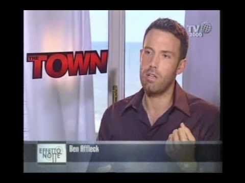 The Town (Ben Affleck,Rebecca Hall)
