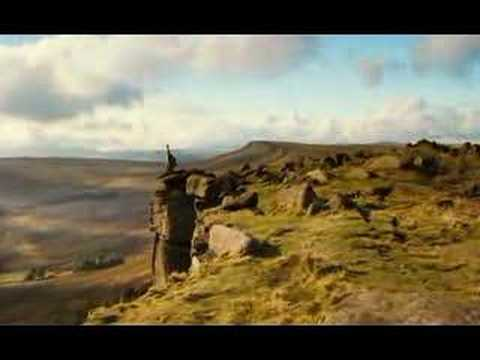 Pride and Prejudice - Liz on top of the world