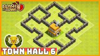 Download Clash of Clans - DEFENSE STRATEGY - Townhall Level 6 (CoC TH6 Defensive Strategies) 3Gp Mp4