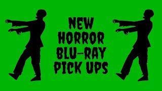 Horror blu-ray pick ups !