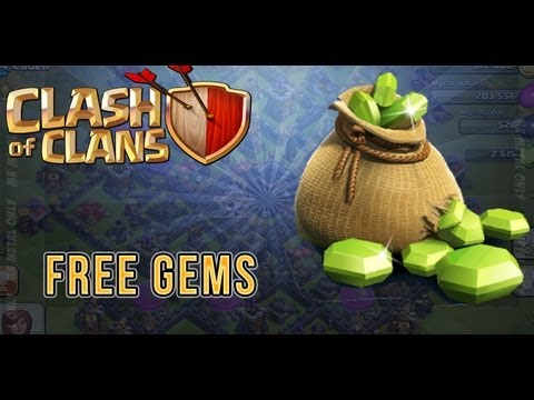 Free Gems Clash Of Clans Using App Nana (App Joy)