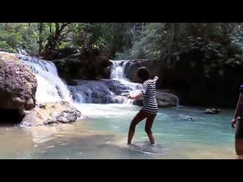 Kuang Si Falls Luang Prabang Waterfall, Laos - Asia OOAworld