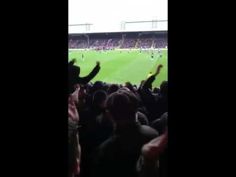 John Obi Mikel Song v Crystal Palace