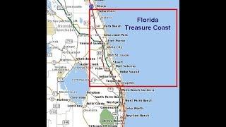 Florida Treasure Coast trip 2016