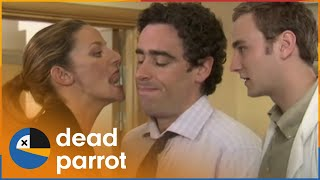 Rumours | Green Wing | Series 1 Episode 2 | Dead Parrot