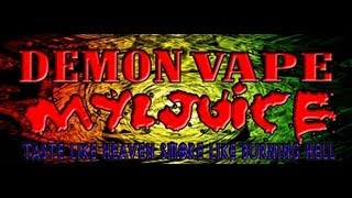 Demon Vape MYL Juice E-juice Review