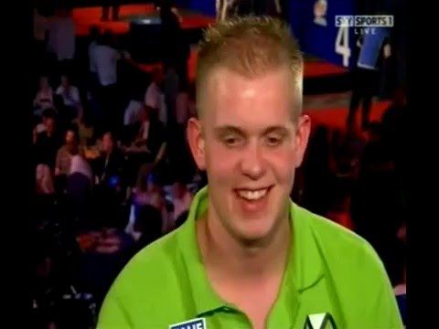 Why Michael van Gerwen left the BDO - 2007 PDC UK Open
