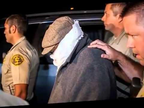 صور اعتقال صانع الفيلم المسيء للرسول (ص) و للاسلام