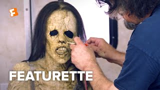 Scary Stories to Tell in the Dark Exclusive Featurette - Monster Makeup Timelapse (2019) | Movieclip