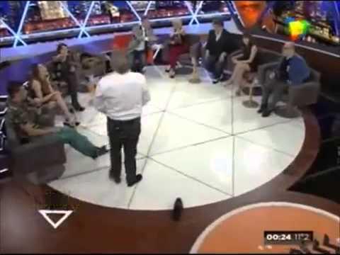 Coco Sily enloqueció con un comentario de Alejandro Fantino ¡y terminó en calzoncillos!