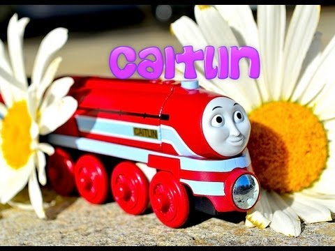 Thomas The Tank Engine & Friends - King Of The Railway - Caitlin - Toy Train Fisher Price Review