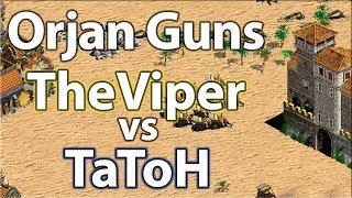 TheViper vs TaToH   Orjan Guns!