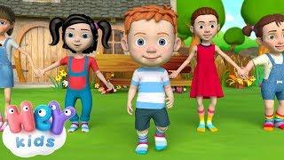 Седнало е Джоре Дос - Български Детски Песнички | HeyKids