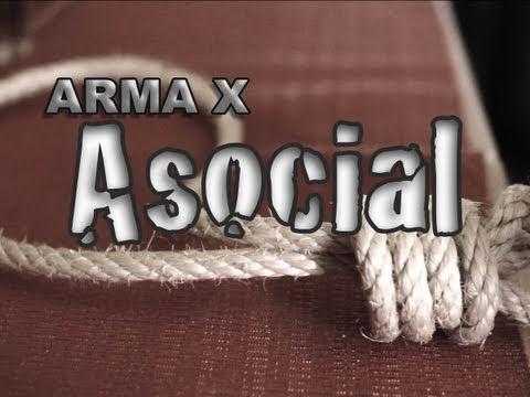 Arma X - Asocial