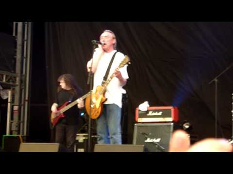 Stan Webb's Chicken Shack - The Thrill Is Gone [Lovely Days Festival 2012] HD