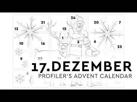 Profiler's Advent Calendar - 17.Dezember