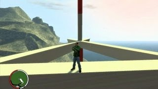 GTA IV Mods: San Andreas Map Mod (Beta)