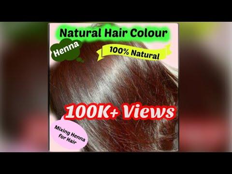 Henna for Hair in Telugu