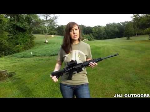AR-15 TORTURE TEST, ANDERSON RECEIVER