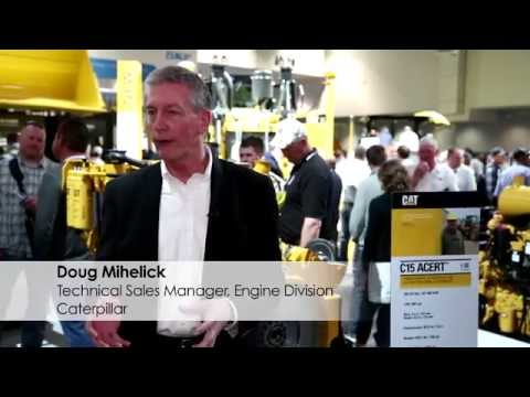 Caterpillar Tier 4 Solutions for Off-Road Engines and Equipment