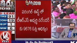 TRS Candidate Vidya Sagar Rao Won Korutla Assembly Seat | TS Assembly Results